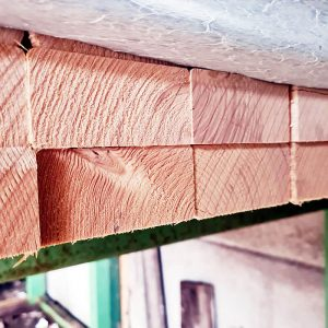 4X2 C24 Untreated Timber