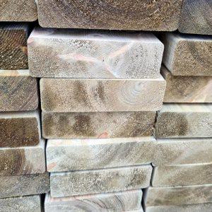 6x2 Tanalised Timber