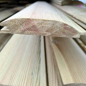 Log Lap Tongue And Groove 115x22