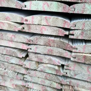 Log Lap Tongue And Groove 120mm x 20mm